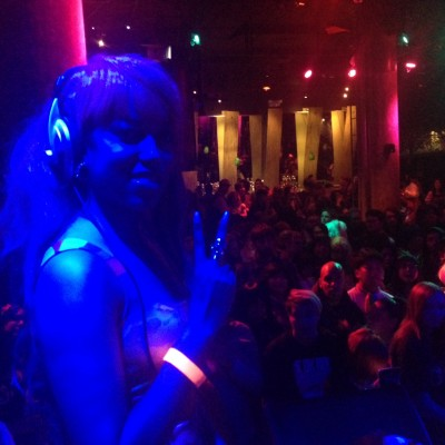 DJ Natasha Jewels live set at SOBs NYC